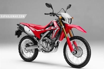 AHM akan Impor Honda CRF250L