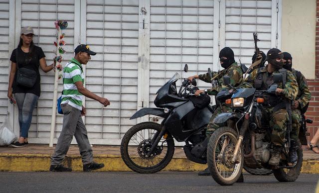 Venezuela detiene a 18 personas que participaron en ataque a unidad militar