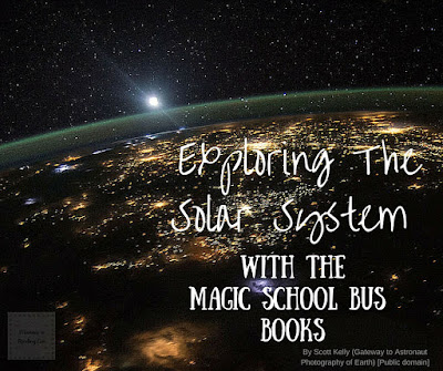 Exploring the Solar System Featuring The Magic School Bus