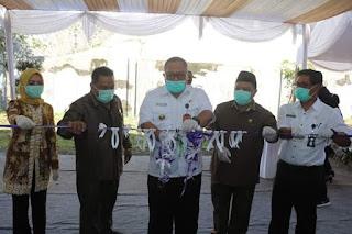 Resmikan Gedung RSUD Sagaranten, Bupati Sukabumi Minta Harus Bisa Layani Masyarakat Dengan Baik