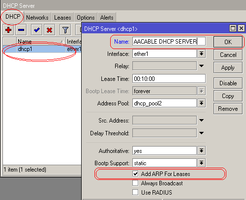 Mikrotik Limiting User Access via DHCP via /32 + Forcing Users to