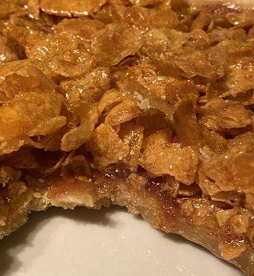 Cornflake Cake - The School Pudding favourite