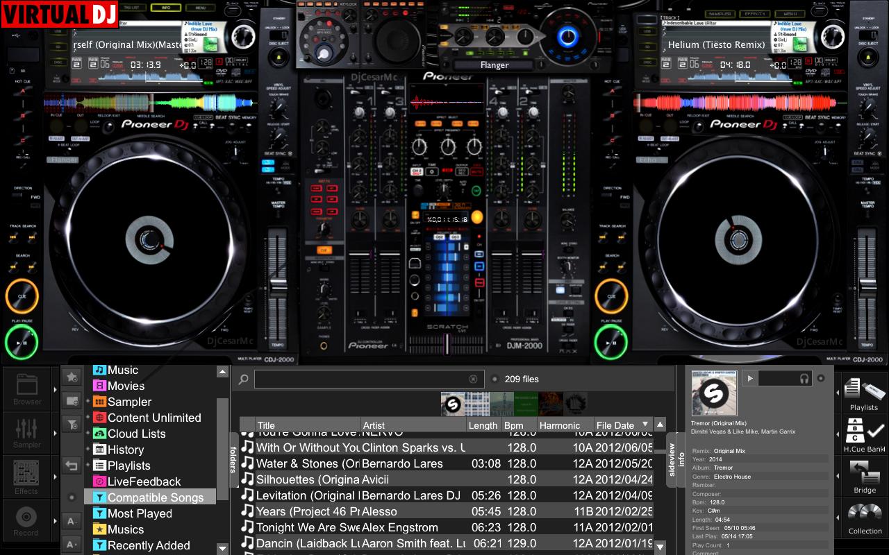 Crack virtual dj 8 Download + Key