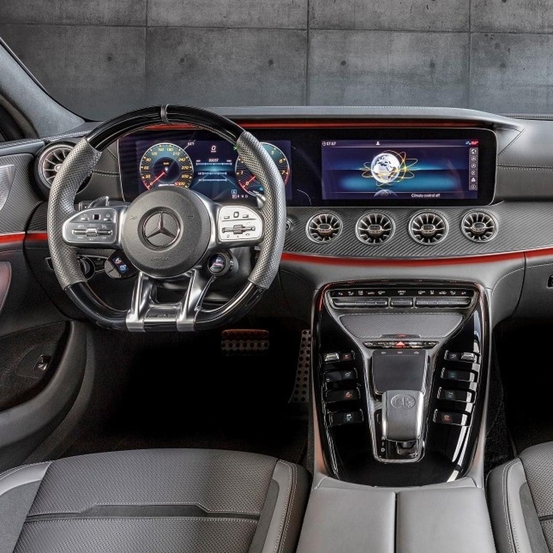 Mercedes Car Interior Hd Wallpaper