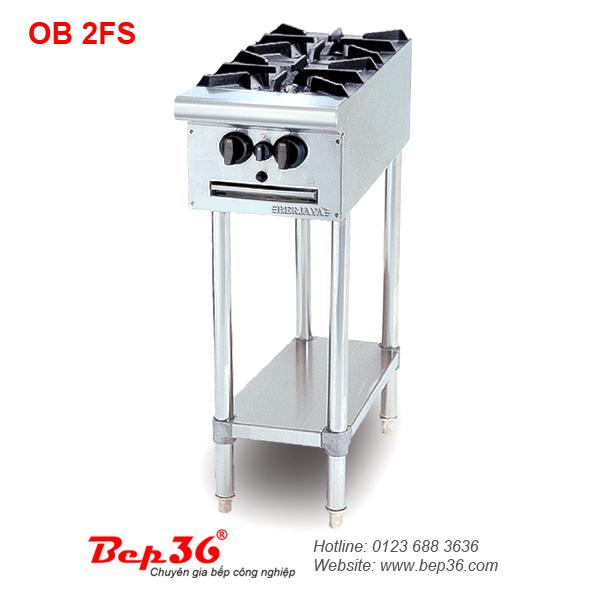 Bếp âu 2 họng Berjaya OB 2FS tại Thanh Hóa