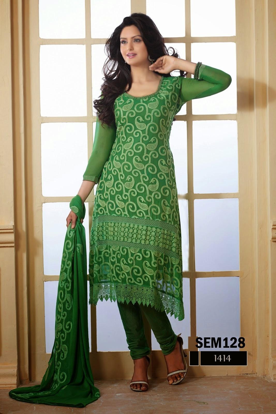 Buy Anarkali Salwar Suits and Salwar Kameez Online India ...