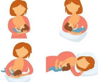 طرق ارضاع الطفل حديث الولادة بالصور طبيعيا وصناعيا
