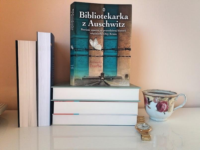 """Wojna i książki: """"Bibliotekarka z Auschwitz"""" - Antonio G. Iturbe [PRZEDPREMIEROWO!]"""