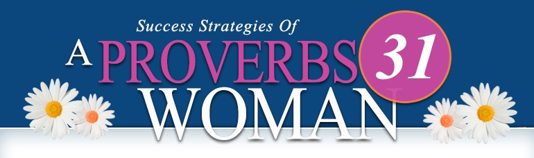 A Proverbs 31 Woman Workbook