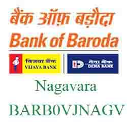 Vijaya Baroda Bank Nagavara Branch Branch New IFSC, MICR