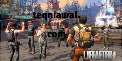 LifeAfter - أفضل ألعاب الأندرويد 2021