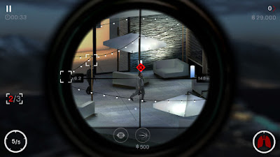 Hitman: Sniper v1.7.87146 MOD APK+DATA (Update)