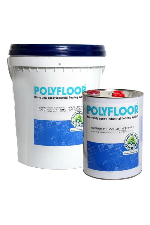 Cat epoxy lantai produksi Propan - POLYFLOOR