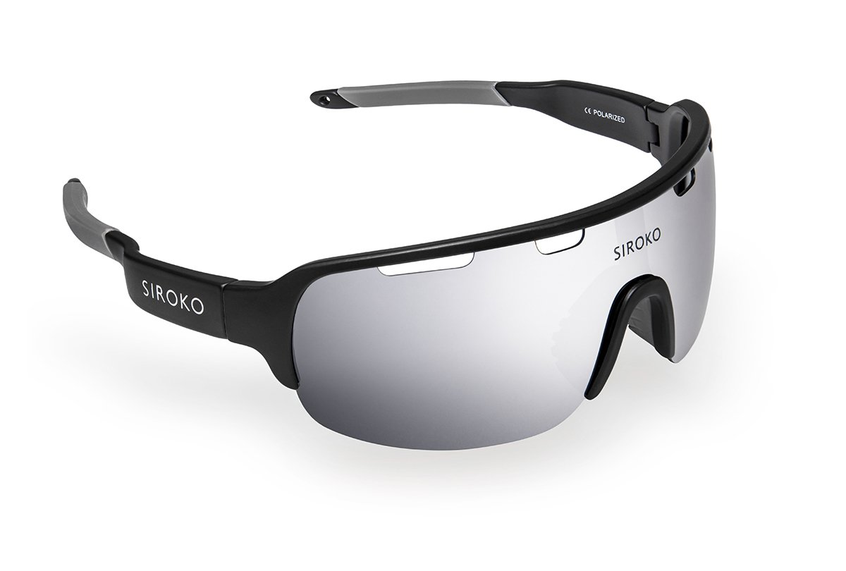 54d7313595296 The Siroko Tech K2 The Runner have been developed to adapt to the demands  of the most challenging sportsmen. Panoramic lens that counts on twelve  layers ...