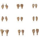 Nendoroid Hand Parts Cinnamon Ver. Body Parts Item