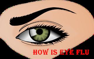 क्या आप जानते है EYE FLU कैसे होता है