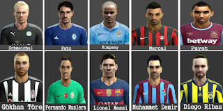 Facepack Europe 2016 Pes 2013 By-Visen