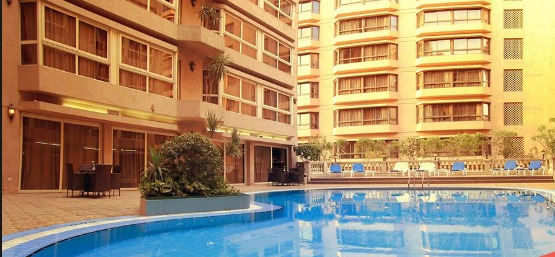 شقق سكنية بخدمات فندقية