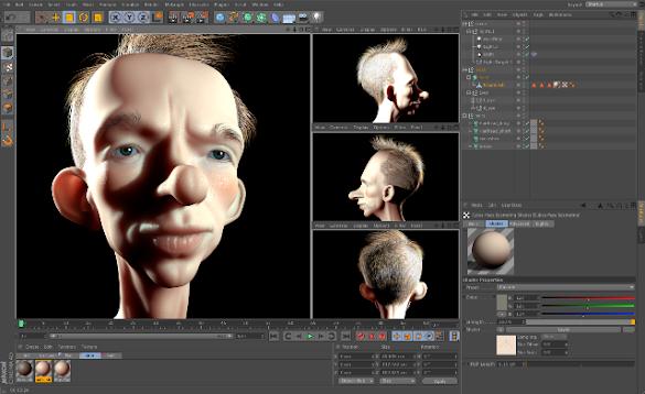 6 Software Aplikasi Pembuat Animasi 3D Terbaik