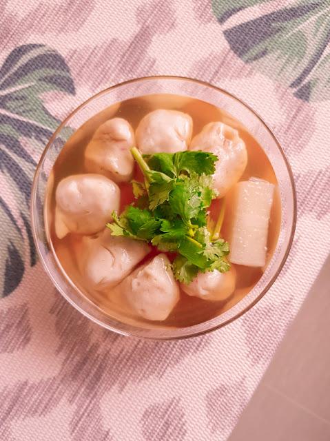 Recipe: Handmade Fish Ball