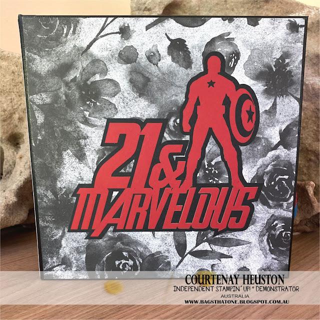 Marvelous Album Front