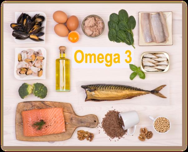 Omega-3 - sustine inima, lupta cu depresia si excesul de greutate
