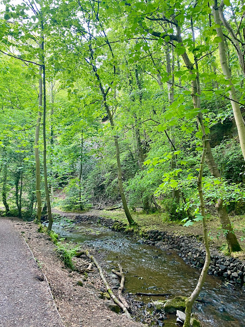 Braid Burn, Hermitage of Braid, Edinburgh