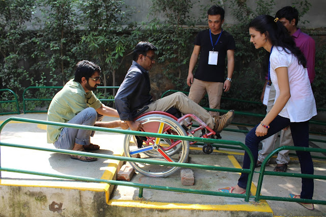 Indian Spinal Injuries Centre Conducts Wheelchair Service Provision Training for Wheelchair Providers & Rehabilitation Professionals