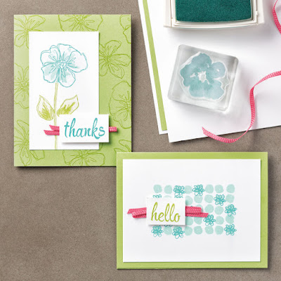 Last Chance Favorites: Stampin' Up! Penned & Painted