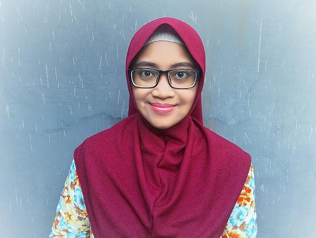 kreasi jilbab instan untuk pipi tembem marbi