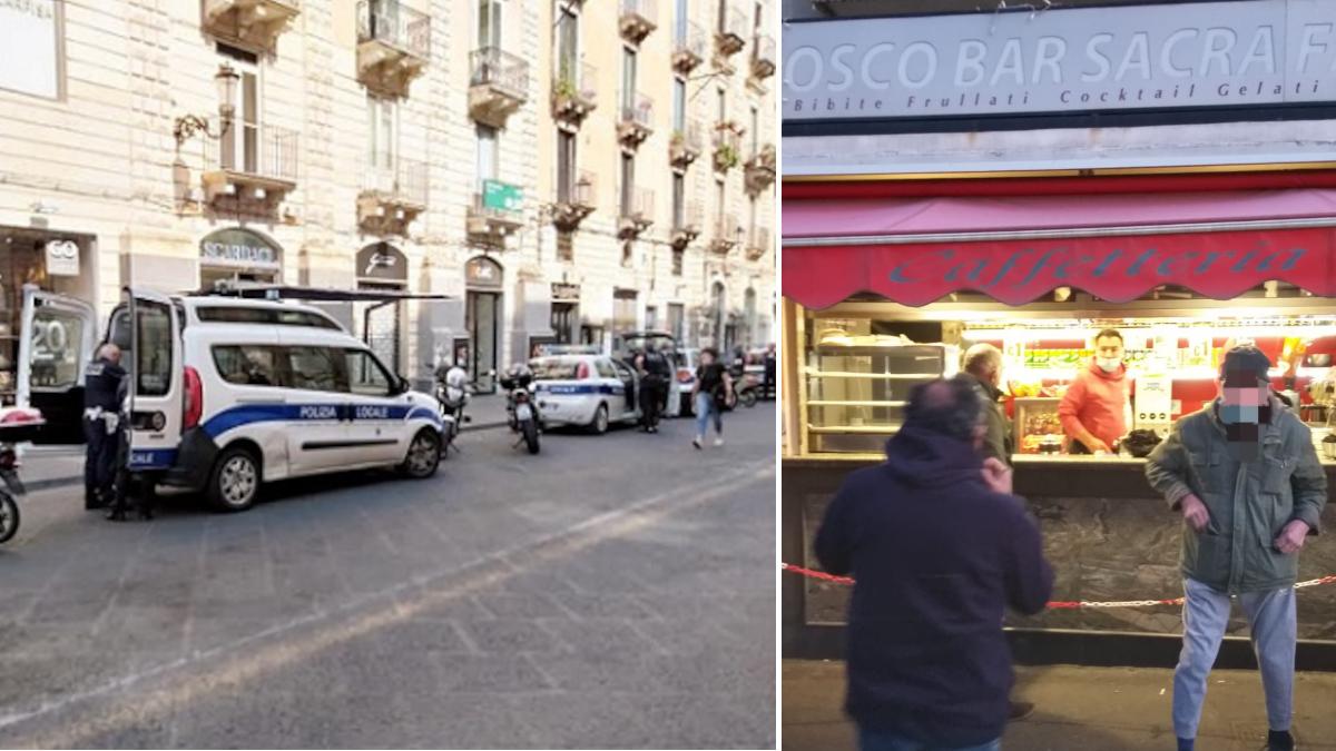 Polizia Municipale controlli anti Covid