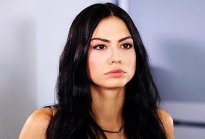 تقرير عن الممثلة التركية ديميت أوزدمير Demet Özdemir