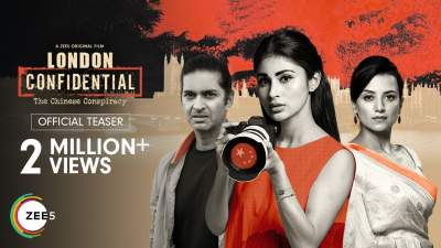 London Confidential (2020) Hindi Zee5 Full Movie Download WEBRip