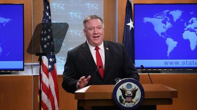 Pompeo: Las sanciones contra Irán continuarán pese a la epidemia