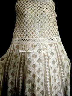 Wedding Lucknowi Dress