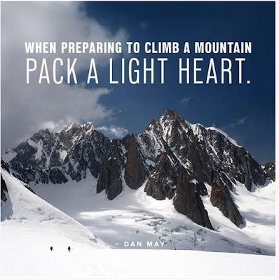Kata Kata Seorang Pendaki