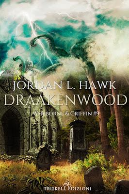 Draakenwood - Jordan L. Hawk [recensione]