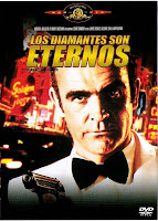 007: Los Diamantes son Eternos / Diamantes para la eternidad