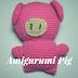 Free Pattern - Amigurumi Pig