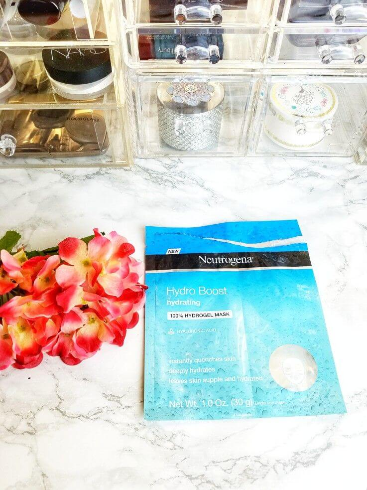 Eight Disappointing Beauty Products that I Regret Buying Neutrogena Hydrogel Mask