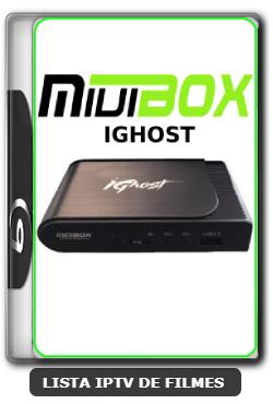 Miuibox Ighost Plus Melhorias no Sistema Nova Atualização V2.24 - 10-08-2020