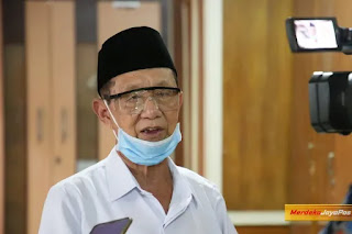 Ketua MUI Jateng Mengatakan Kapolri Pilihan Presiden Selalu Tepat