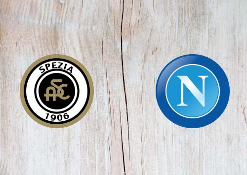 Spezia vs Napoli -Highlights 08 May 2021