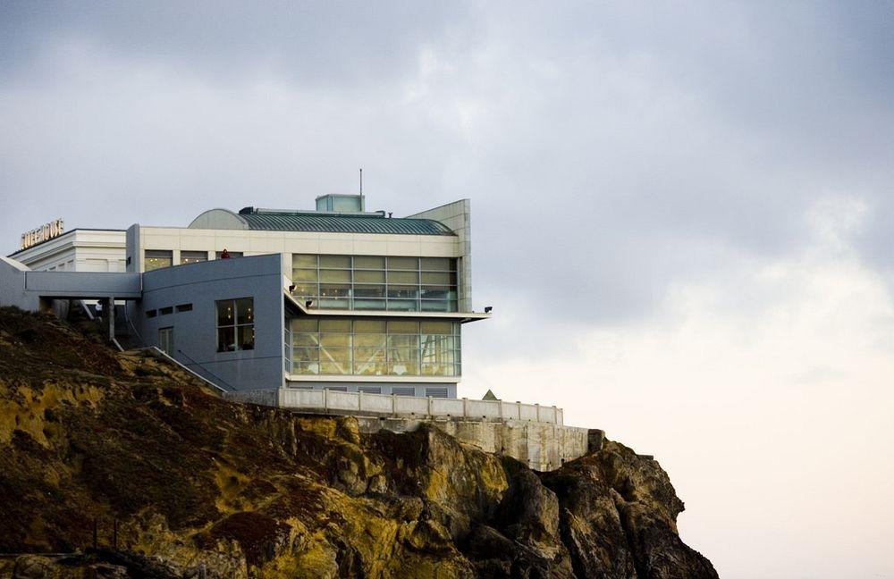 Cliff House San Francisco House Plan 2017
