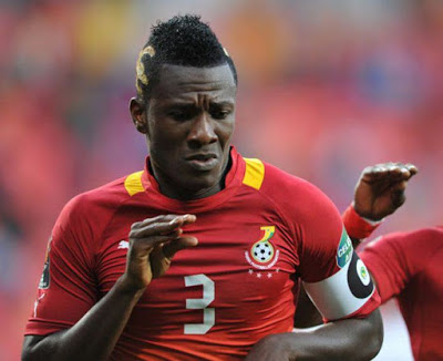 Asamoah Gyan Management Reacts To False Bail Out News