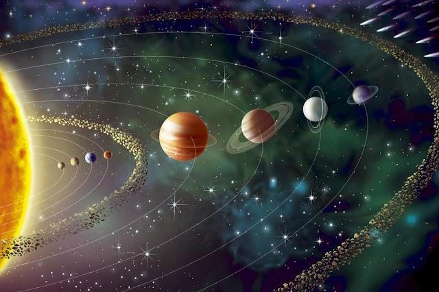 Πόσο μεγάλο είναι το ηλιακό μας σύστημα;