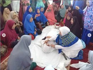 Kajian Muslimah di Masjid Darussalam Karang Anyar Tarakan oleh Ustadzah Dra Hj Qomariyatul Hidayah 20200209 - Kajian Islam Tarakan