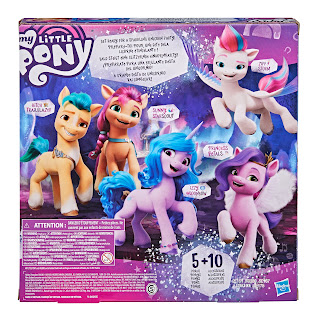 My Little Pony: A New Generation Movie Unicorn Party Celebration Exclusive Collection Pack