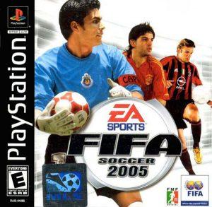 Baixar FIFA Soccer 2005 – PS1