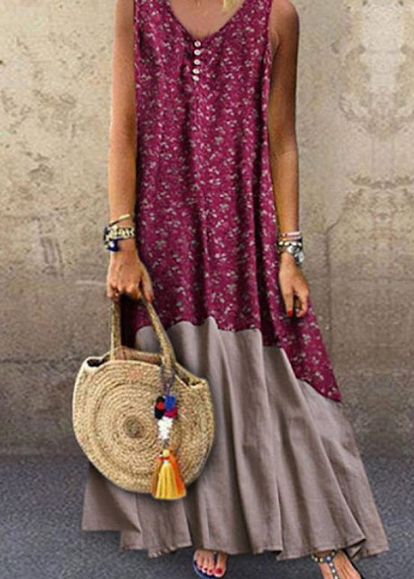 https://www.luvyle.com/v-neck-decorative-buttons-floral-printed-maxi-dress-p-69021.html